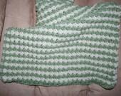 Crochet Blanket Pattern Afghan Throw Textured Reversible 3 sizes Guide included - use favorite size hook / yarn PDF Digital Download