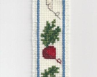 Vegetable Bookmark