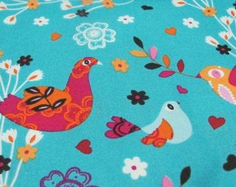 Mod Oasis  Print Fabric