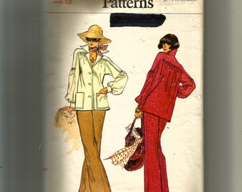 Vogue Misses' Jacket and Pants Pattern 8937