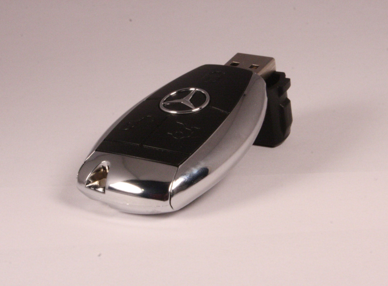 16gb Mercedes Benz Usb Flash Drive In The Style Of A By