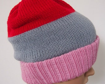 Childs Teens woollen beanie