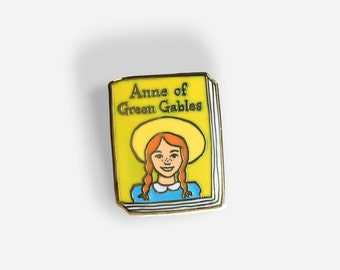Book Pin: Anne of Green Gables