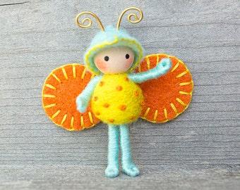 Summer Bug bendy doll toy