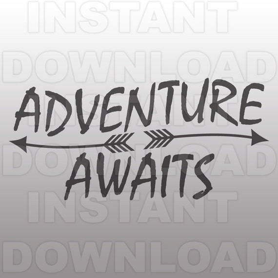 Adventure Awaits With Arrows Svg Filearrows Svg File Cut