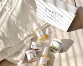 EMERGE Spa Facial Kit. Spa Gift Set. Spa Gift Basket. Spa Facial. Spa Kit. Natural Organic Skin Care.