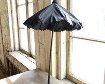 Antique Folding Parasol
