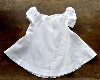 Civil War Era 1860s Child's Underdress
