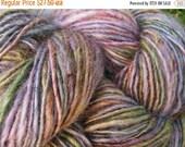 Almost SPRING CLEARANCE VICTORIAN Parlor Handspun Wool Yarn Coopworth 157yds 3.5oz 9-10wpi aspenmoonarts knitting