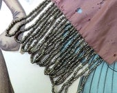 Antique Steel Seed Beads Supply