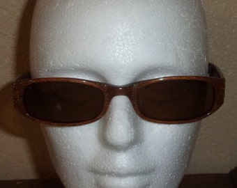 Vintage 1970s/80s Sunglasses with Hobie Sunglass Case