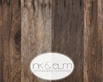 "Photography Backdrop 6ft x 6ft, Extra Wide plank wood backdrop floordrop, Photo Prop old wood backdrop, ""Overland Wide Plank"""