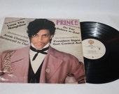 Prince Record Album / Controversy