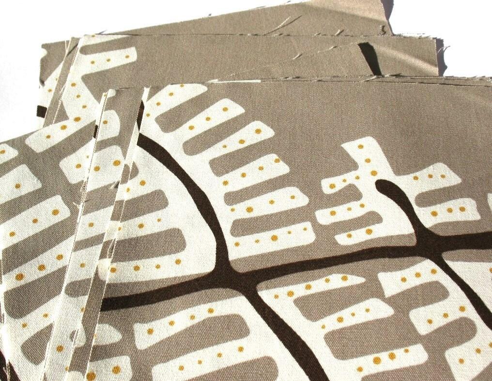 black fern ikea stockholm cotton fabric charm squares. Black Bedroom Furniture Sets. Home Design Ideas