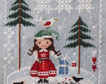 Christmas is for Giving Cross Stitch Pattern