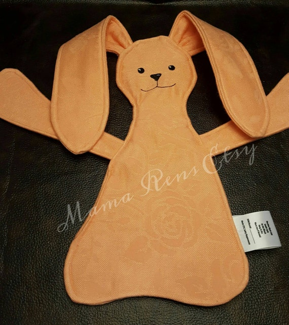 Custom Tula Blanket Bunny lovey