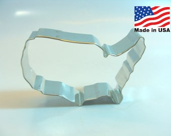 United States Mainland Cookie Cutter