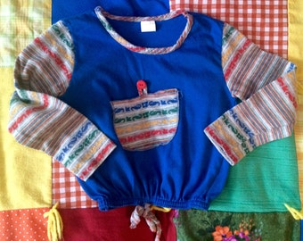 70s Shirt Toddlers 2/3