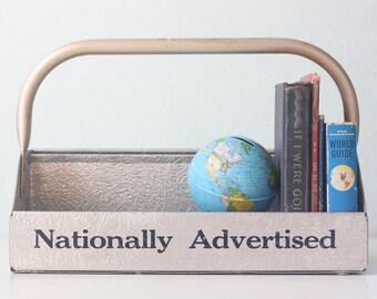 Vintage Tote, Watkins Products, Nationally Advertised
