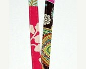 "SALE - Patchwork Lanyard  ""One of a Kind"" (Ready To Ship)"