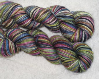 Handpainted Sock Yarn - Superwash Merino Wool