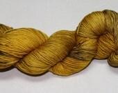 Ready to Ship - Mirror of Erised Hand Dyed Sock Yarn - Twist Sock