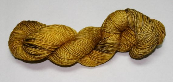Mirror of Erised Hand Dyed Sock Yarn