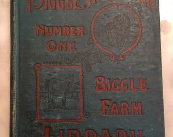 Biggle Horse Book Number One Biggle Farm Library 1898