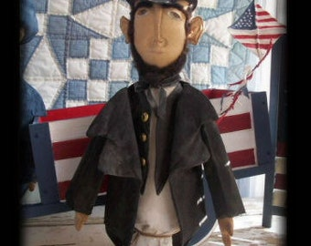 President Abe Lincoln make do Epattern