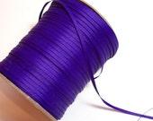 Purple Ribbon, Offray Purple Grosgrain Ribbon 1/8 inch wide x 10 yards
