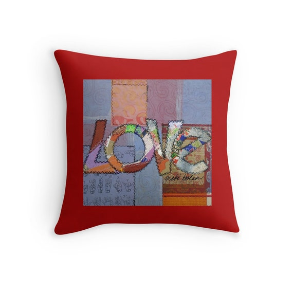 Eclectic Couch Pillows : Decorative Pillows on BedPillow CoversBoho Eclectic