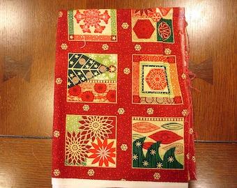 Christmas Fabric Destash – Festive Fizz - Almost Half A Yard, 100% Cotton, by Makower UK