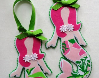 1 Lilly Pulitzer Ornament