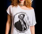 Women's Frederick Douglass Dolman Top
