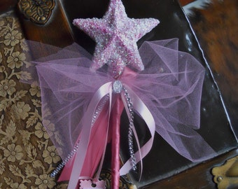 Fairy Godmother Question Mauve Wand