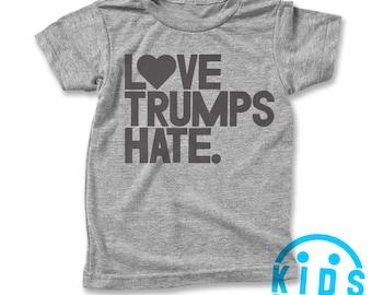 Love Trumps Hate (Kid's)