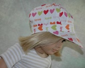 Hat, cap, made to fit 18 inch doll, doll clothes