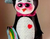 The Pot n' Penguin beach penguin