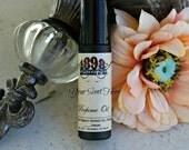 SMOLDER -  Perfume Oil Roll On (berry vanilla, leather, exotics)