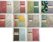 """Peerless Watercolor Travel Palette for Traveler's Notebooks - 4.25"""" x 8.25"""""""