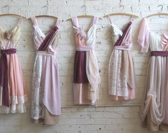 Final Payment for Jessica Graft's Custom Bridesmaids Dresses