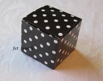20 Gift Boxes, Candy Boxes, Wedding Favor Boxes, Jewelry Gift Boxes, Small Boxes, Party Favor Box, Bakery Box, Brown Boxes 2x2x2