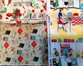 Destash - Assortment of Michael Miller Fabrics - Approximately 1 3/4  yards