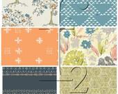 Tapestry 6 Six Fabric Bundle  - Sharon Holland - Art Gallery Fabric