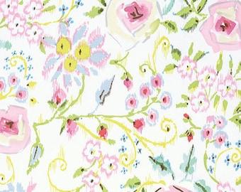 Meadow Primrose Pink - PWDF242 Dena Designs Dena Fishbein 100% Quilters Cotton