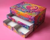 Lisa Frank Dancing Dolphins box