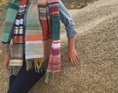pidgepidge Gift Certificate | Modern Woven Unisex Scarf | Handwoven Table Runner | Boho Chic Gifts for Her | pidge pidge Woven Accessory