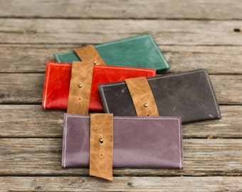 Harris Street Wallets
