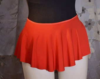 Ballet SAB skirt size small red ****new sale price****