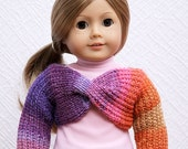 18'' doll clothes American Girl doll sweater #3